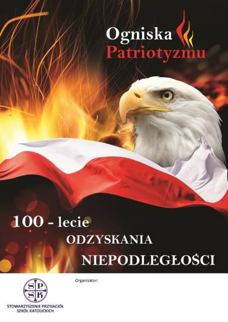 Zaproszenie na Ognisko Patriotyczne